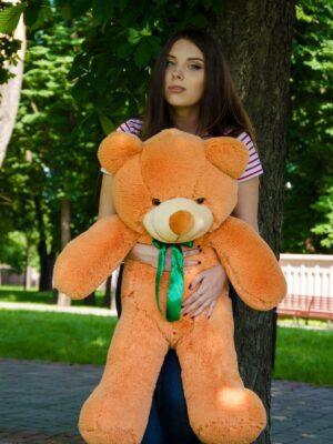 Медведь Рафаэль 100 см Карамельный