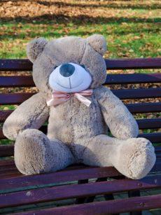 Медведь Рафаэль 100 см Капучино