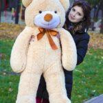 Медведь Рафаэль 120 см Бежевый
