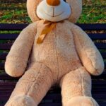 Медведь Рафаэль 140 см Бежевый — Coolbear