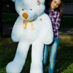 Медведь Рафаэль 160 см Белый — Coolbear
