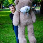 Медведь Рафаэль 160 см Капучино — Coolbear