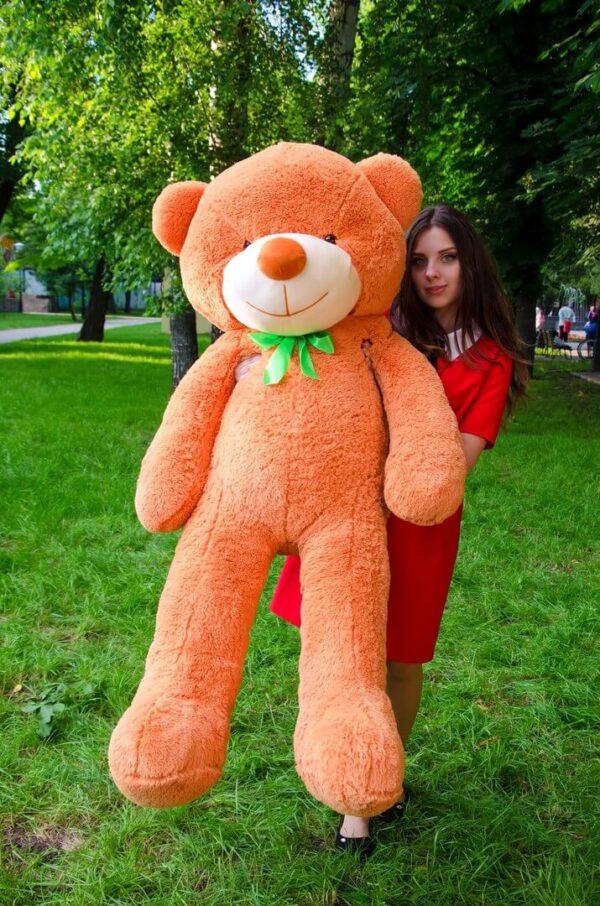 Медведь Рафаэль 160 см Карамельный