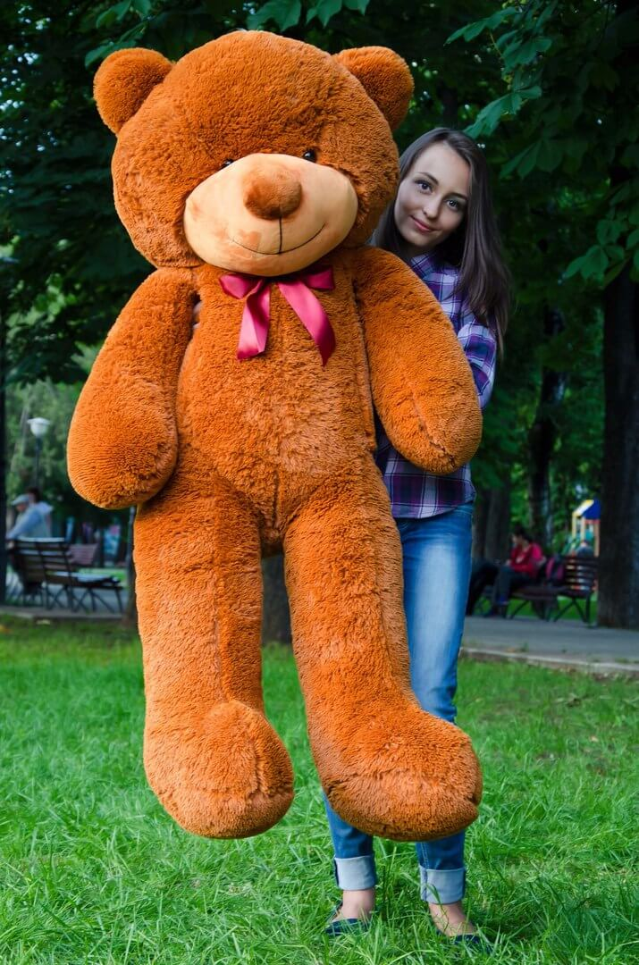 Медведь Рафаэль 160 см Коричневый