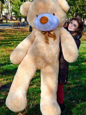 Медведь Рафаэль 200 см Бежевый