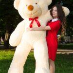 Медведь Рафаэль 200 см Персик — Coolbear