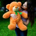 Медведь Рафаэль 80 см Карамельный — Coolbear