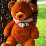 Медведь Барни 120 см Коричневый — Coolbear