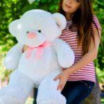 Медведь Бойд 100 см Белый