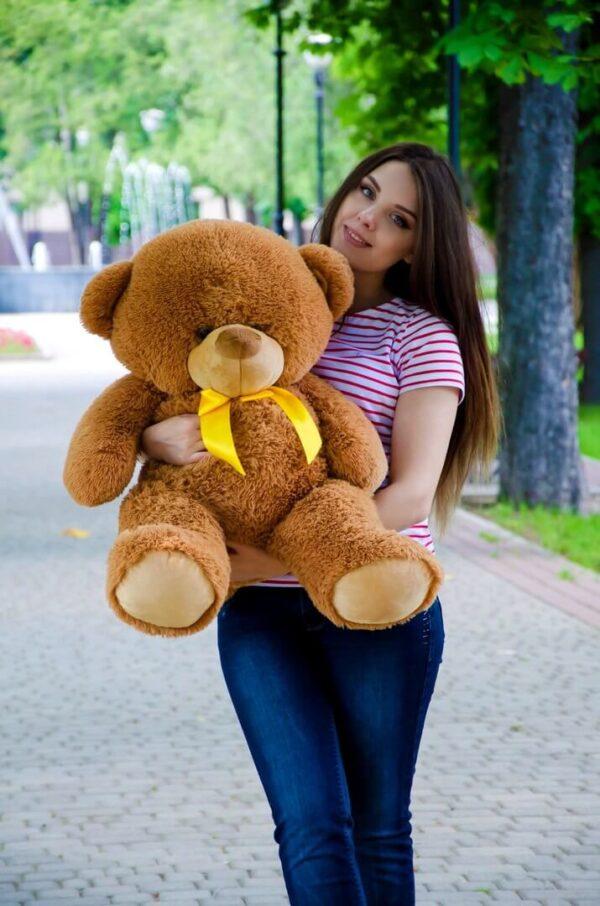 Медведь Бойд 100 см Коричневый