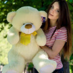 Медведь Бойд 100 см Шампань — Coolbear