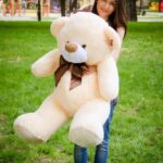 Медведь Бойд 125 см Абрикос — Coolbear