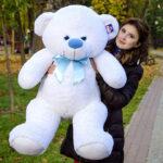 Медведь Бойд 125 см Белый