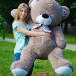 Медведь Бойд 160 см Капучино — Coolbear