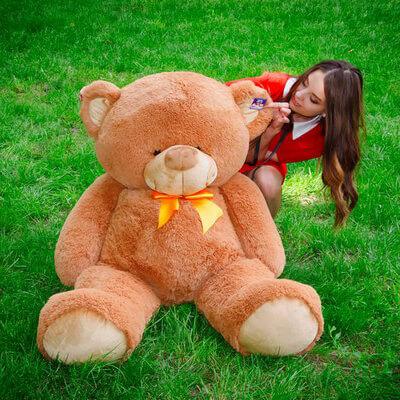 Медведь Бойд 160 см Коричневый