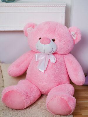 Медведь Бойд 160 см Розовый