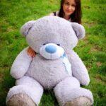 Медведь Бойд 160 см Серый — Coolbear