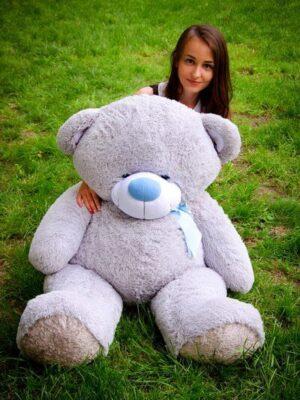 Медведь Бойд 160 см Серый