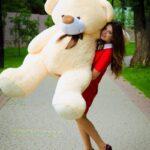 Медведь Бойд 200 см Абрикос