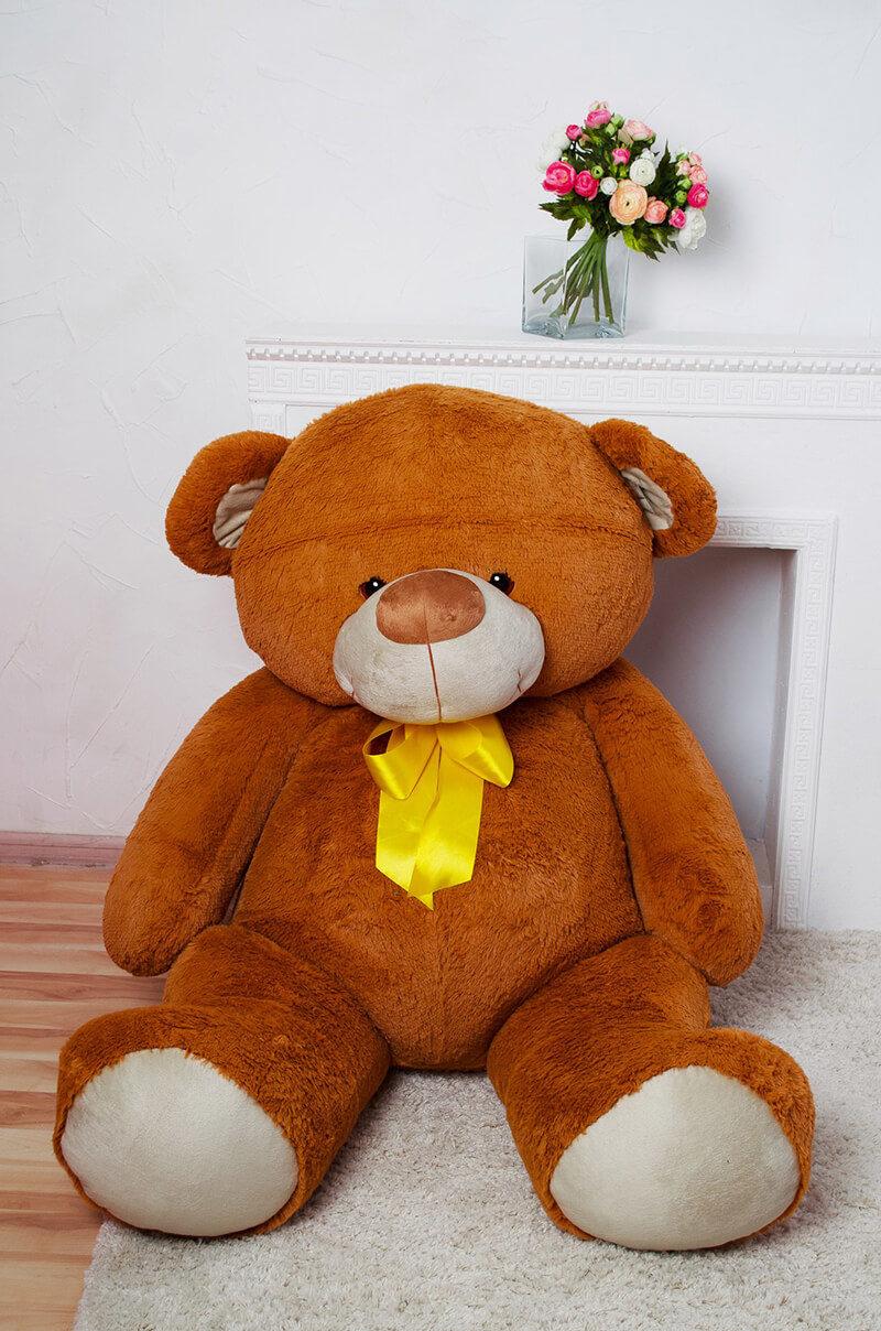 Медведь Бойд 200 см Коричневый