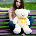 Медведь Бойд 70 см Абрикос — Coolbear