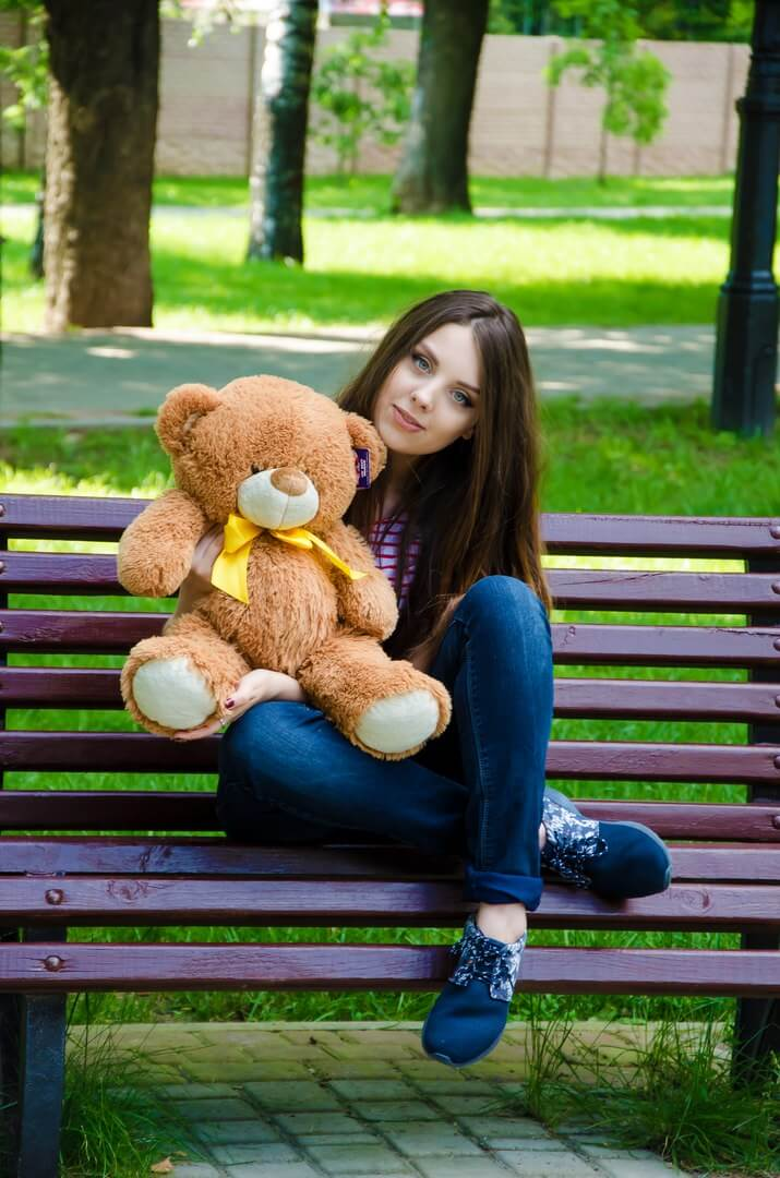 Медведь Бойд 70 см Коричневый