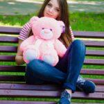 Медведь Бойд 70 см Розовый