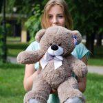 Медведь Бойд 70 см Капучино — Coolbear