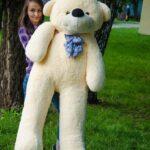 Медведь Нестор 160 см Абрикосовый — Coolbear