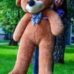 Медведь Нестор 200 см Коричневый