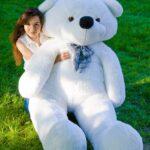 Медведь Нестор 240 см Белый — Coolbear