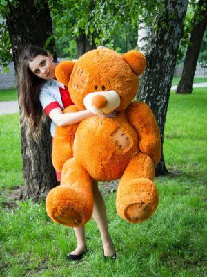 Медведь Потап 150 см Карамельный