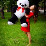 Панда Рональд 125 см — Coolbear