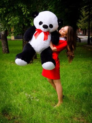 Панда Рональд 125 см