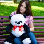 Панда Рональд 70 см — Coolbear