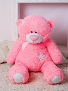 Медведь Тедди 110 см Розовый