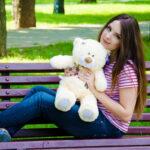 Медведь Тедди 60 см Абрикос — Coolbear