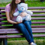 Медведь Тедди 60 см Серый — Coolbear