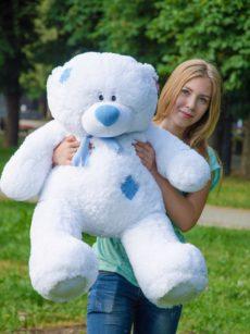 Медведь Тедди 110 см Белый