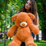 Медведь Томми 100 см Карамельный — Coolbear