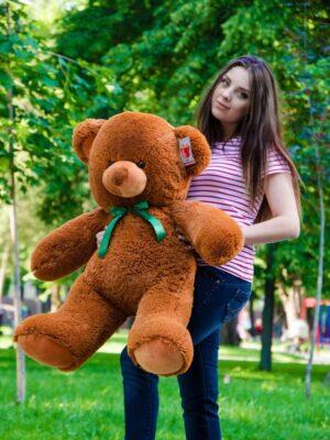 Медведь Томми 100 см Коричневый