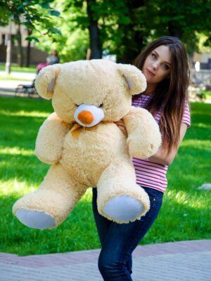 Медведь Томми 100 см Бежевый