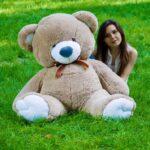 Медведь Томми 150 см Капучино — Coolbear