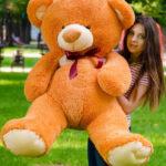 Медведь Томми 150 см Карамельный — Coolbear