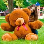 Медведь Томми 150 см Коричневый