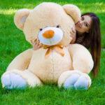 Медведь Томми 150 см Бежевый — Coolbear