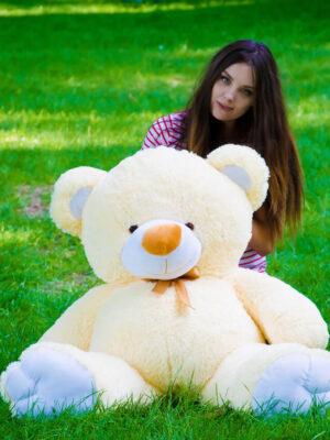 Медведь Томми 150 см Персик - фото 9