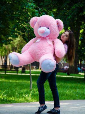 Медведь Томми 150 см Розовый