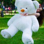 Медведь Томми 180 см Белый