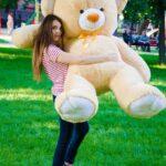 Медведь Томми 180 см Бежевый — Coolbear